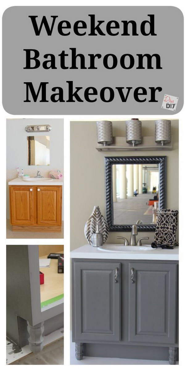 Before And After Makeovers 23 Most Beautiful Bathroom Remodeling Ideas Page 14 Tiger Feng