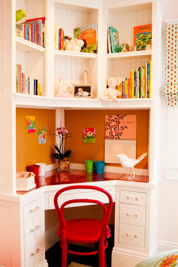 15 Creative Kids Desk Ideas