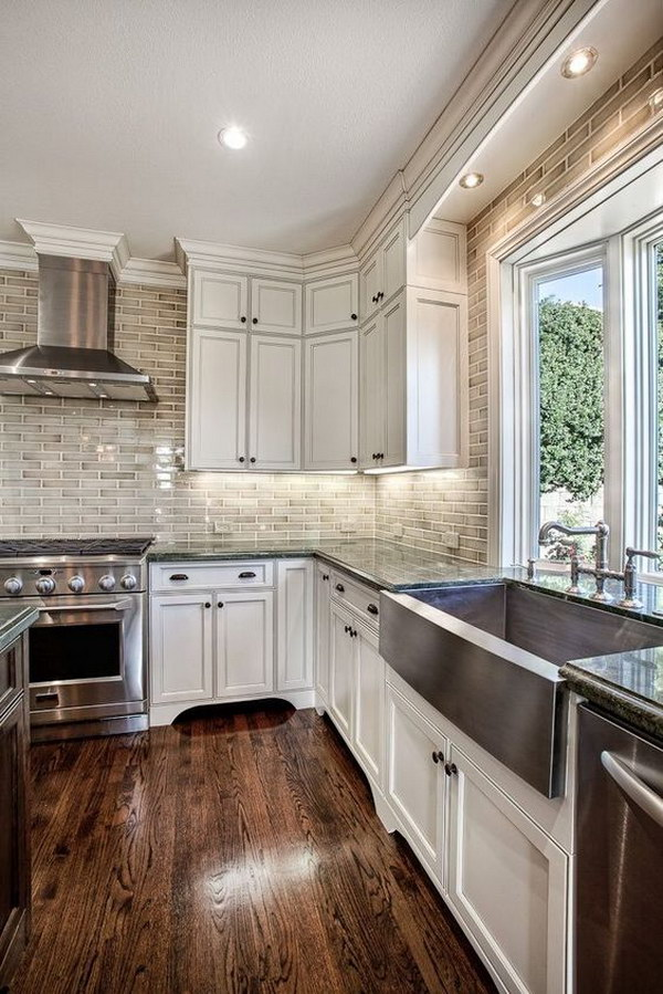 49 Beautiful Kitchen Countertop Ideas