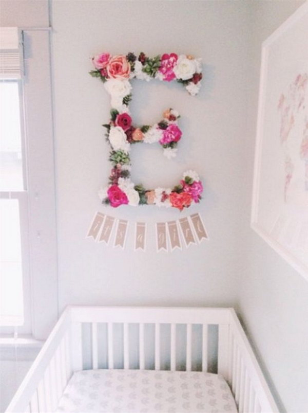 27 Cute Nursery Design Ideas For Your Little Baby