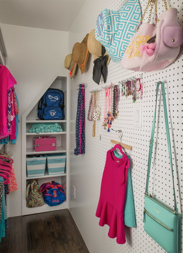 pegboard idea for teen room low budget interior design49 cool teenage girl bedroom decorating ideas \\u2013 page 25 \\u2013 tiger feng49 cool
