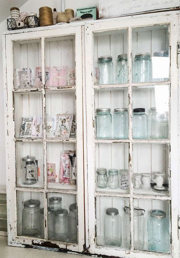 47 Awesome Shabby Chic Kitchen Designs