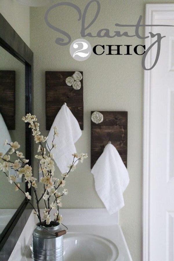 56 Amazing Shabby Chic Bathroom Ideas