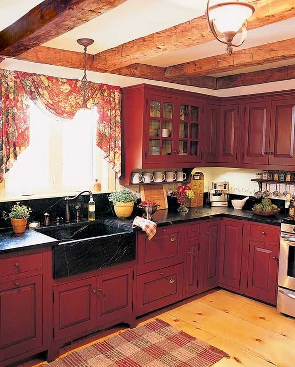 83 Cool Kitchen Cabinet Paint Color Ideas Page 66 Tiger Feng