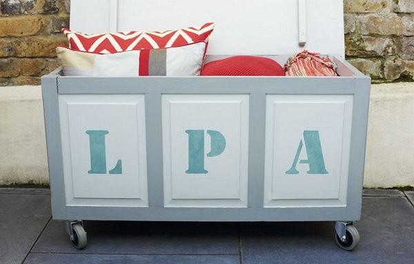 20 DIY Stencil Ideas & Tutorials for Home Decor