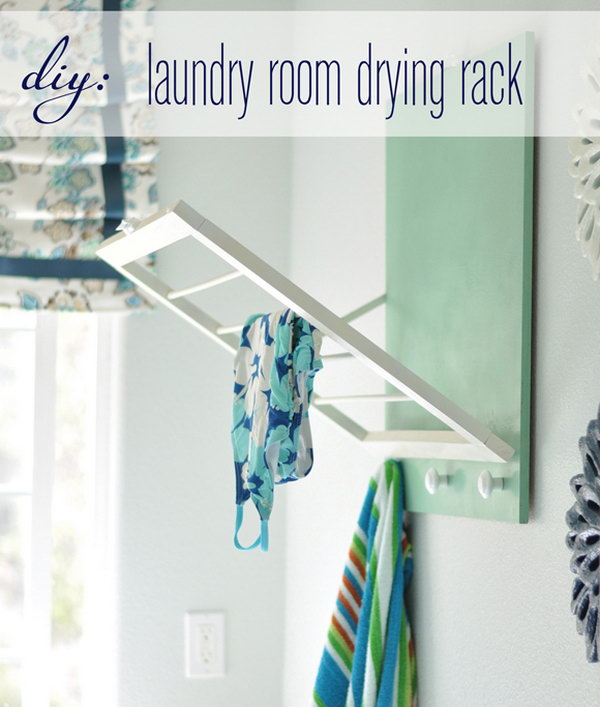 27 Laundry Room Organization & Storage Ideas