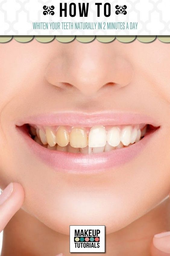 How To Whiten Your Teeth Naturally In 2 Minutes A Day Tiger Feng