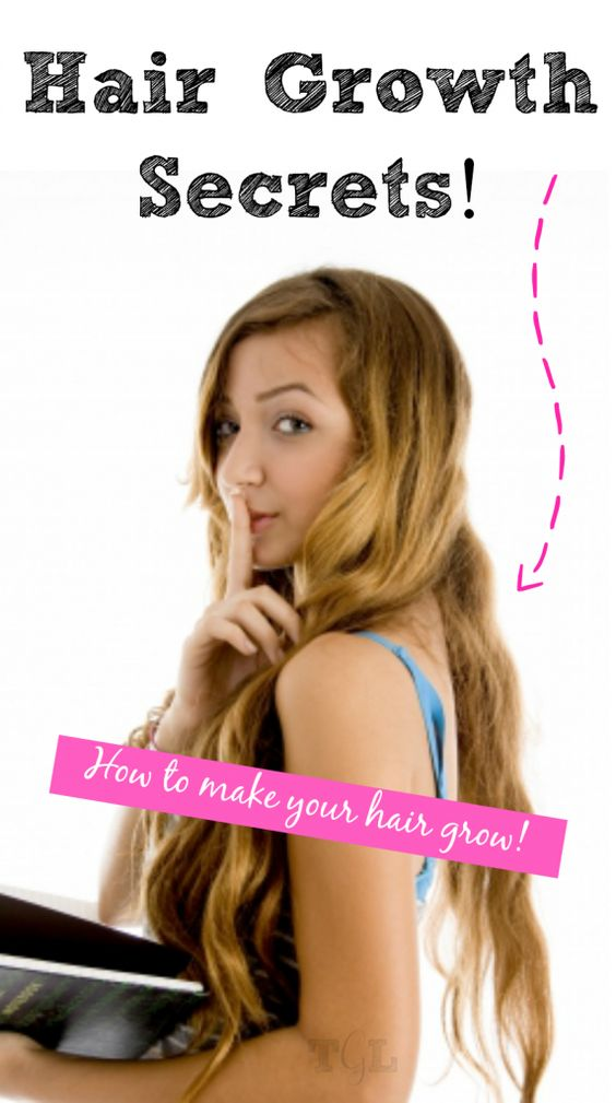 Want to know all the best hair growth secrets? Check out these tips to get your hair growing into long beautiful locks.