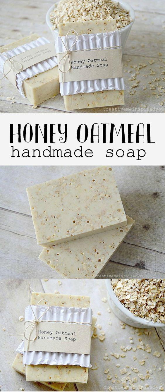 30 Amazing Homemade Soap Recipes & Ideas