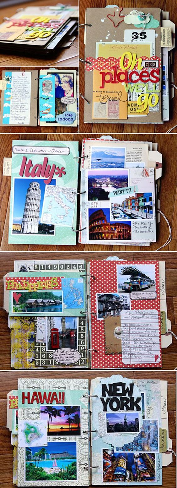 Cool Diy Scrapbook Ideas You Must Add To Your Projects Tiger Feng
