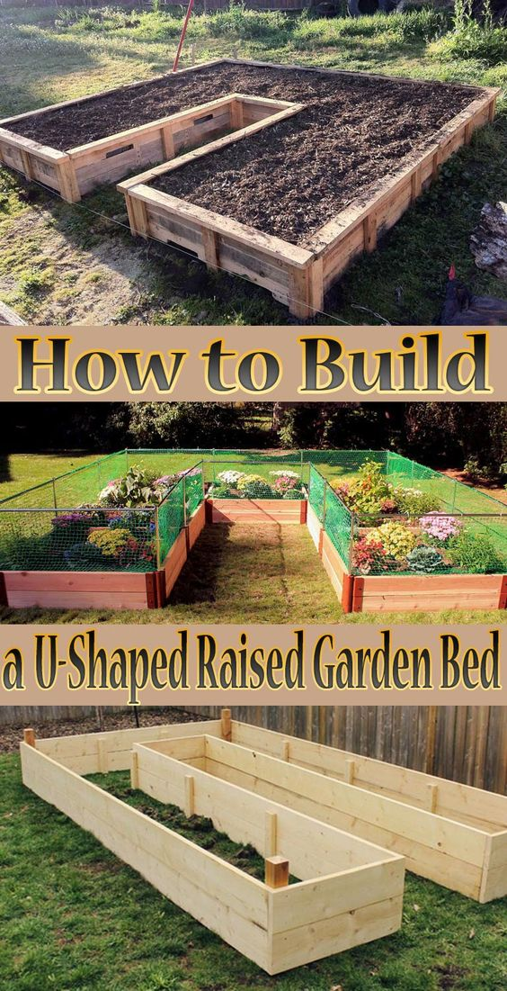 41 DIY Ideas For Building A Raised Garden Bed