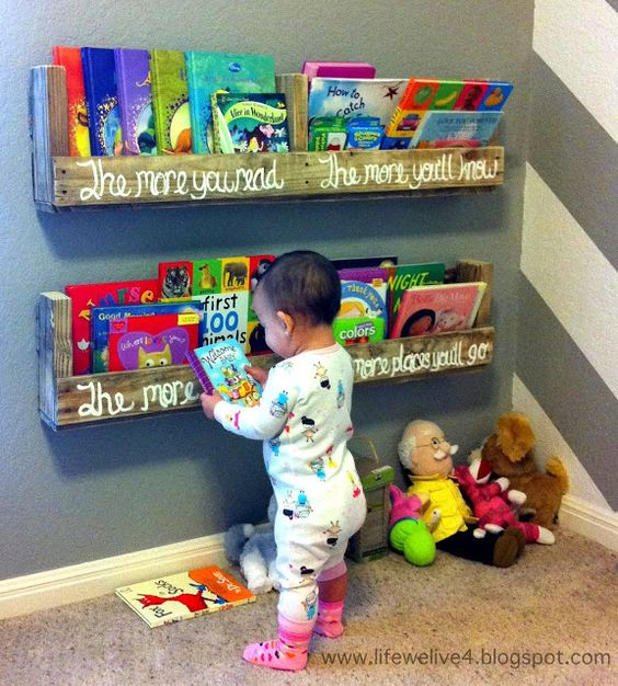 30 DIY Ideas and Tutorials for a Cute Baby Room