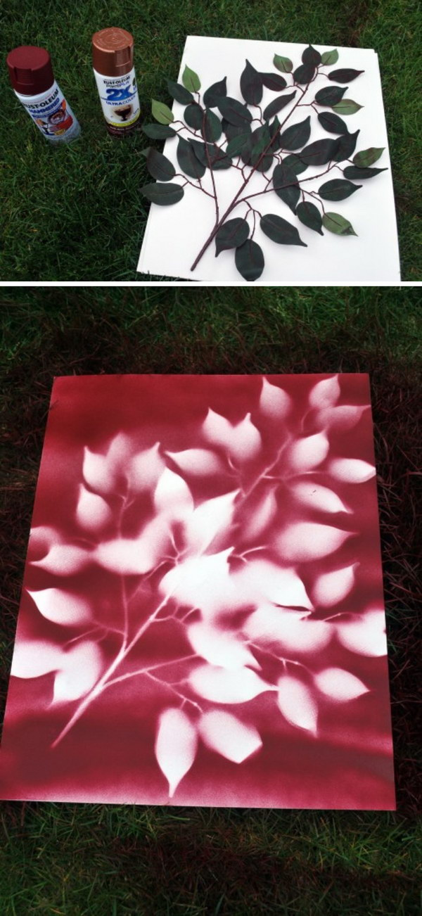 36 Easy DIY Home Decorations With Leftover Spray Paint