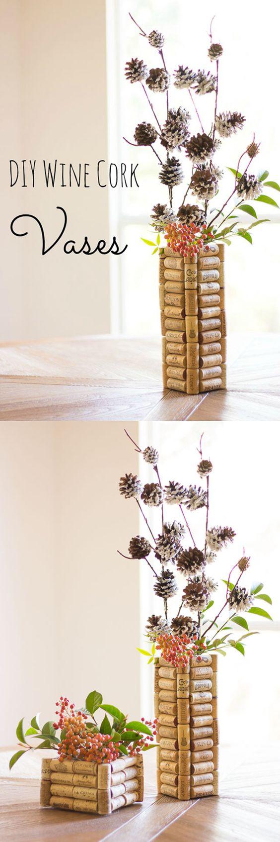 43 more diy wine cork crafts ideas tiger feng for Wine cork crafts guide