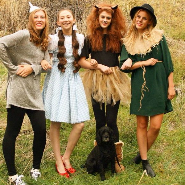 50 Friend Halloween Costumes