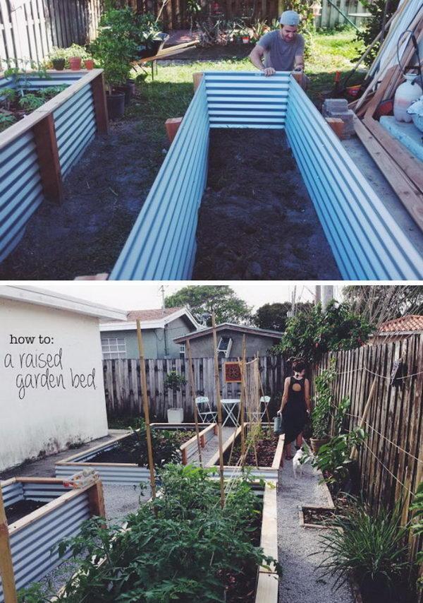 41 DIY Ideas For Building A Raised Garden Bed