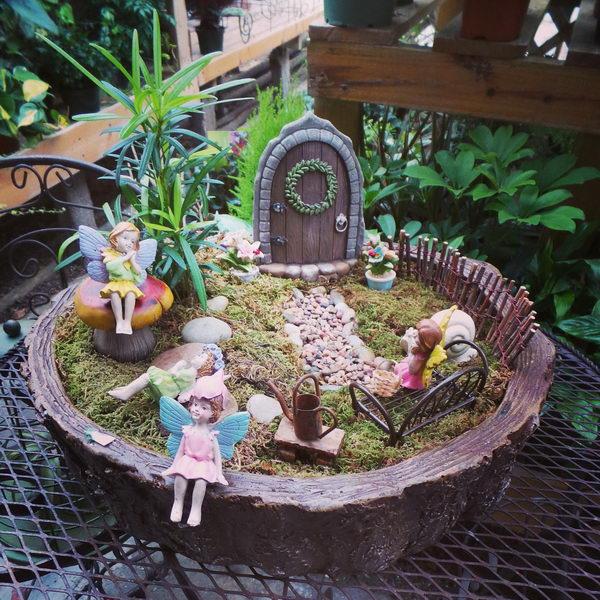 44 Creative DIY Fairy Garden Ideas
