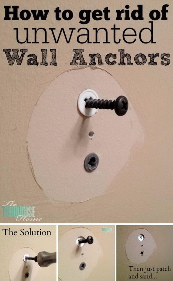 35 Easy DIY Home Improvement and Repair Ideas