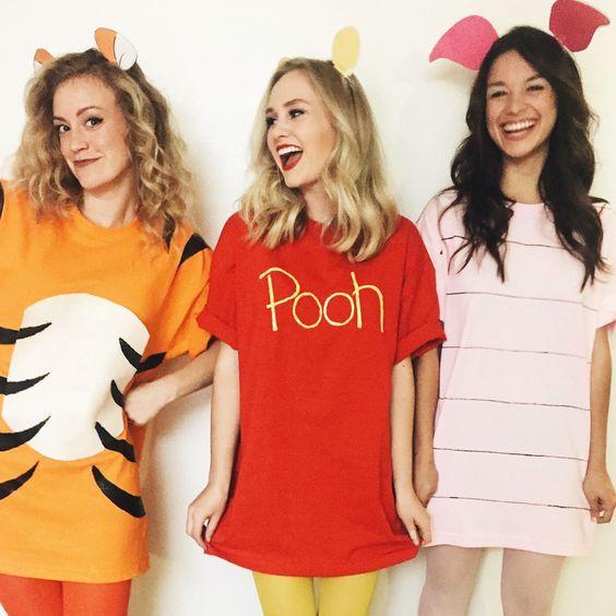 50 Friend Halloween Costumes