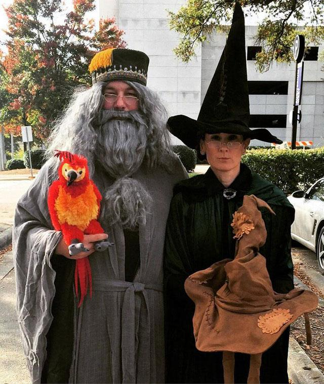 70 Couple's Halloween Costume Ideas You Must Try