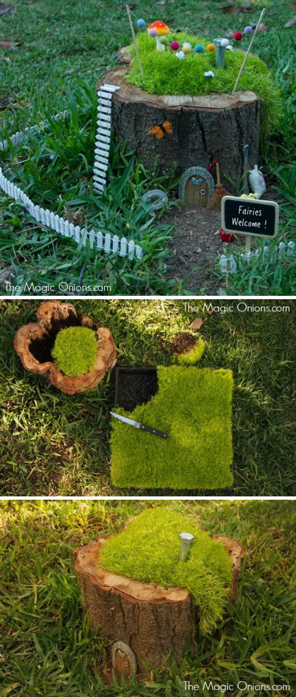 44 Creative DIY Fairy Garden Ideas