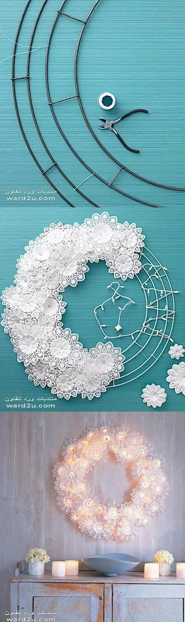 20 Creative DIY Wreath Ideas & Tutorials