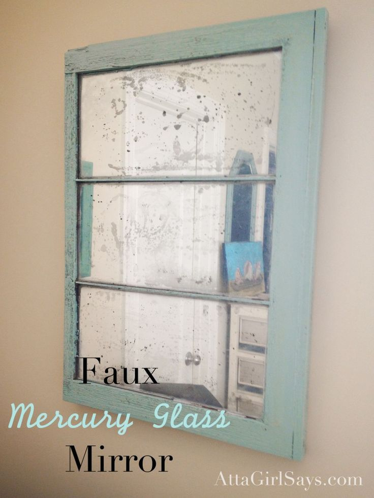 27 Awesome Diy Mercury Glass Painting Ideas