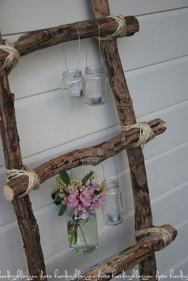 30 DIY Shabby Chic Decor Ideas & Tutorials – Page 13 – Tiger Feng