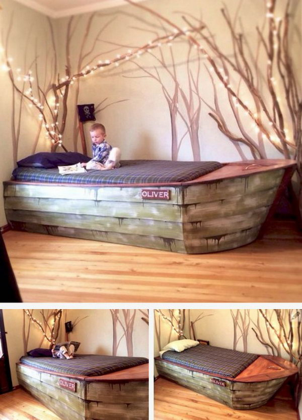 35 Great Bed Frame Designs & DIY Ideas – Page 31 – Tiger Feng