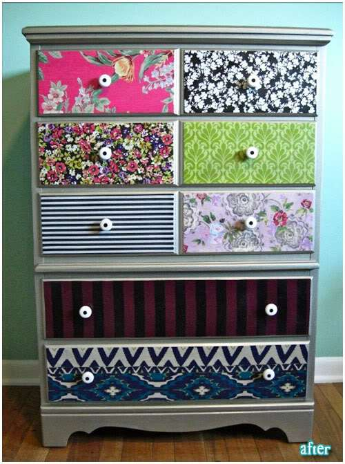 31 Ways to Renovate a Chest of Drawers