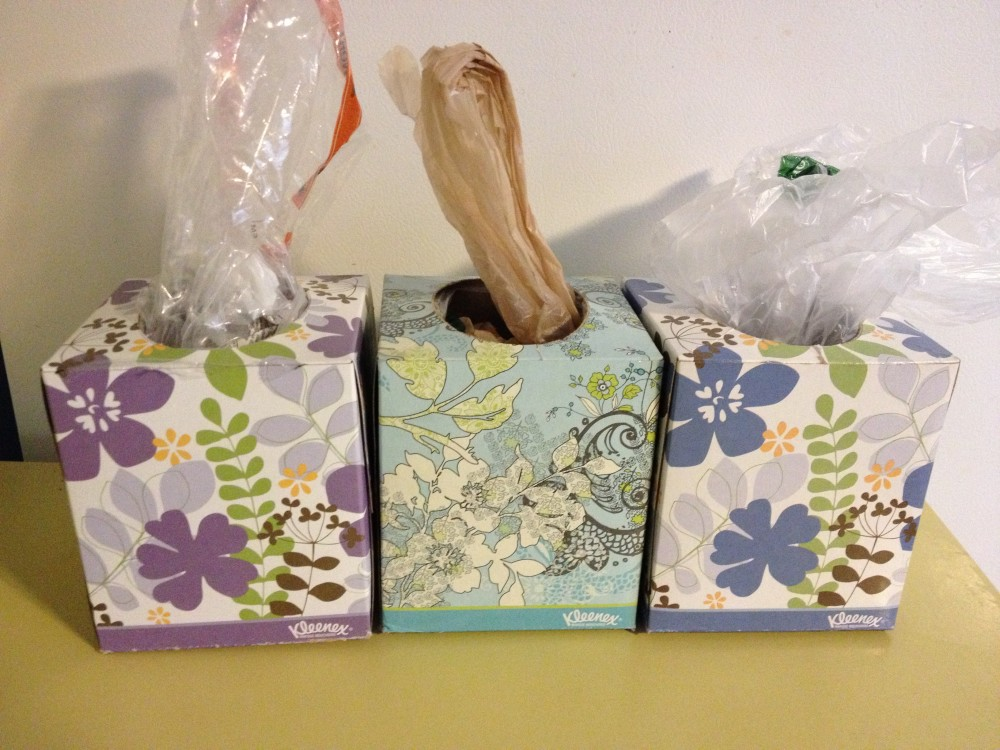 10 Free & Easy DIY Plastic Bag Storage Ideas