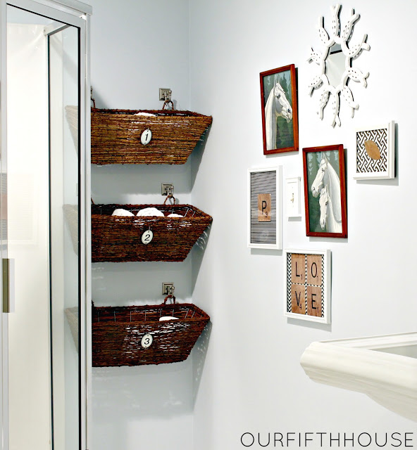 20 Cheap DIY Storage Ideas To Organize Your Bathroom