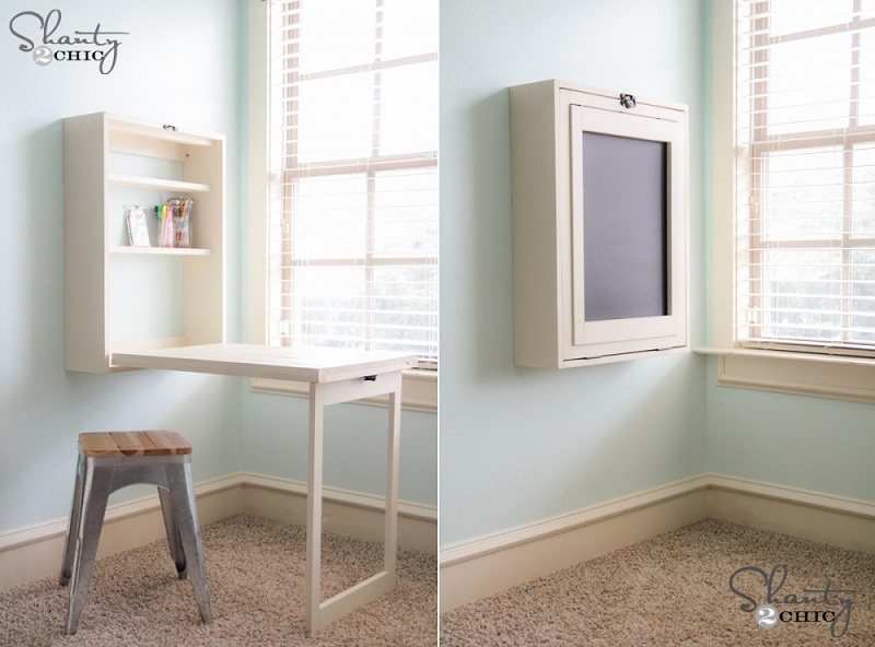 12 Easy DIY Desk Projects For Your Home or Office