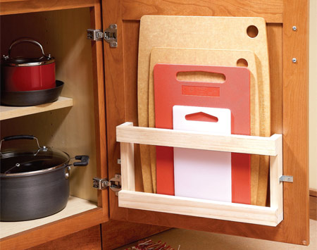 15 Smart DIY Storage Ideas to Keep Your Kitchen Organized