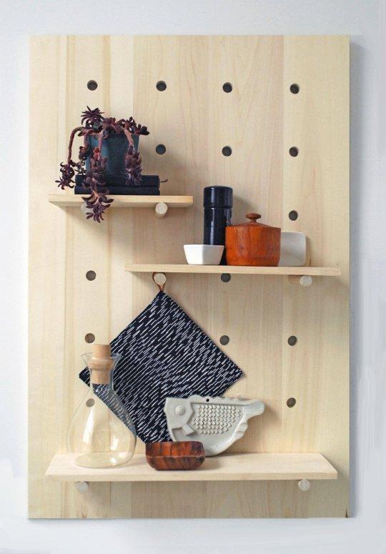 20 Cheap & Easy DIY Shelves For Your Home