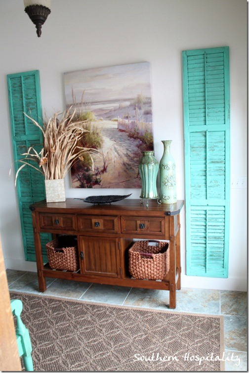 24 DIY Entryway Decor And Storage Ideas