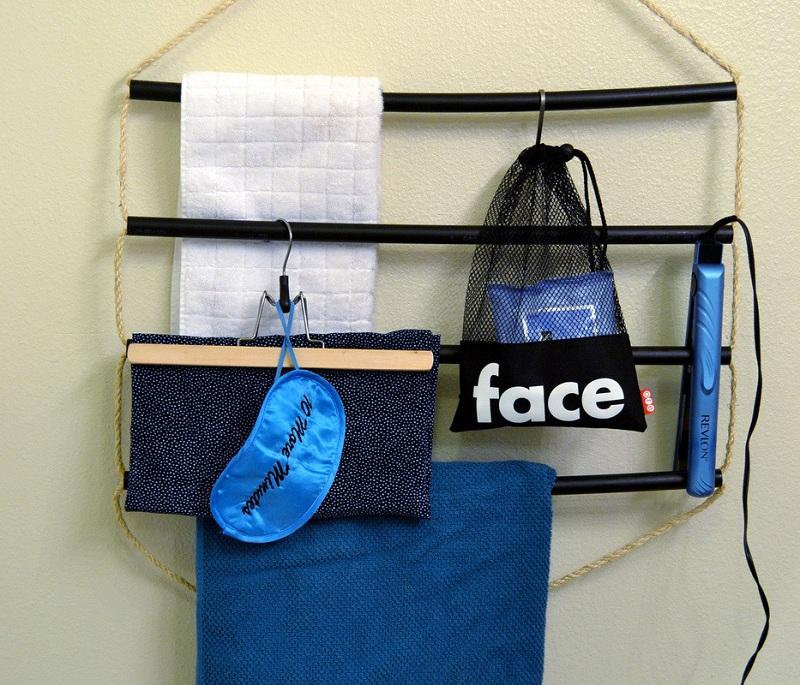 16 Clever DIY Storage Solutions for Small Bathroom Organization