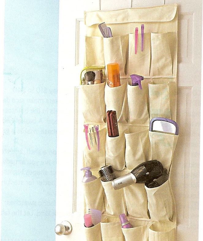 10 Storage Hacks using Shoe Organizers