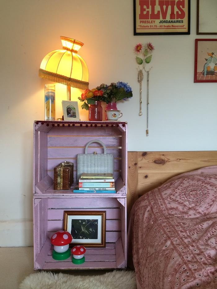 12 Amazing Wooden Crates Furniture Design Ideas