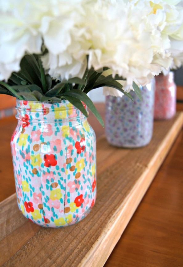 15 Creative Ways to Repurpose Mason Jars