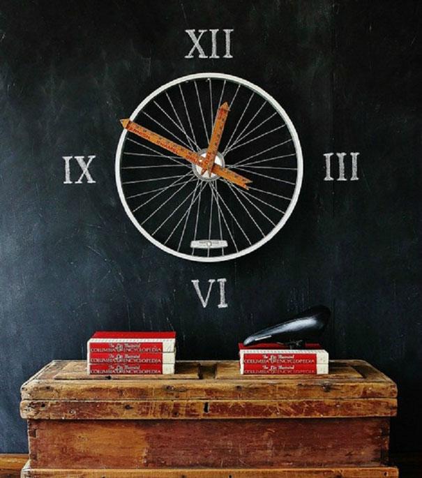 15 Genius Ways to Repurpose Old Bicycle Wheels