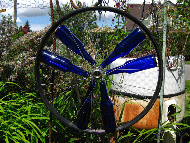 15 Genius Ways to Repurpose Old Bicycle Wheels