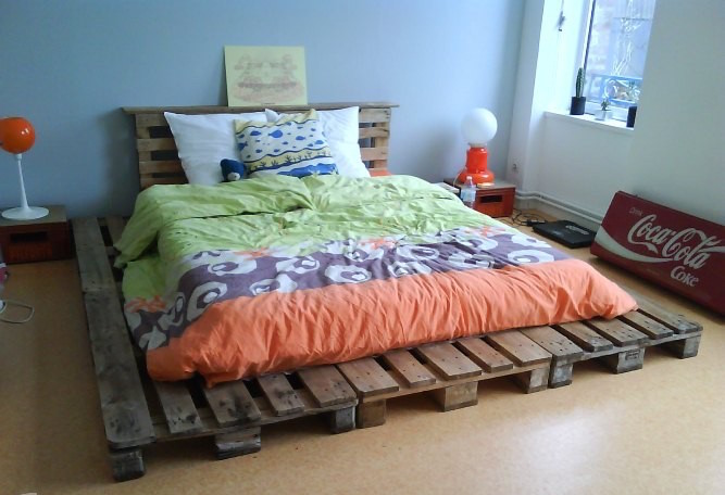 10 Gorgeous Ideas For Bed Frames That You Can DIY