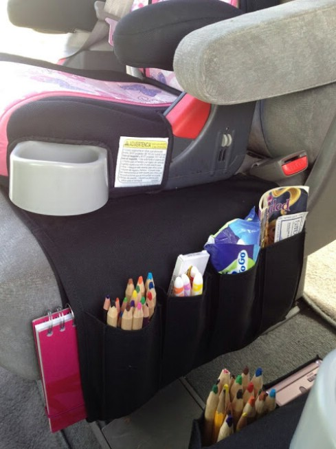 12 Clever Ideas to Organize Your Car