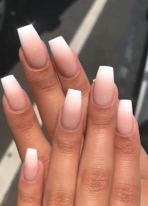40 Stunning Ombre Nails Design Ideas