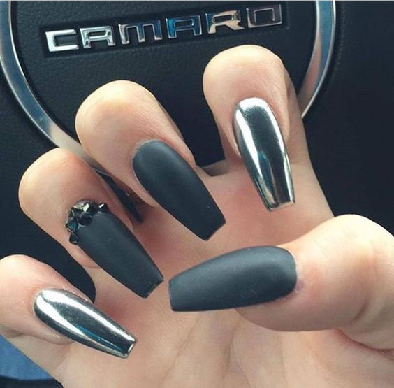 36 Cool Gel Nail Design Ideas – Page 15 – Tiger Feng
