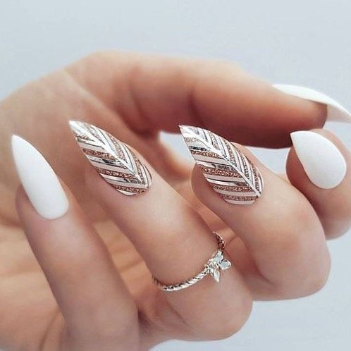 60 Unique and Stylish 3D Nail Designs