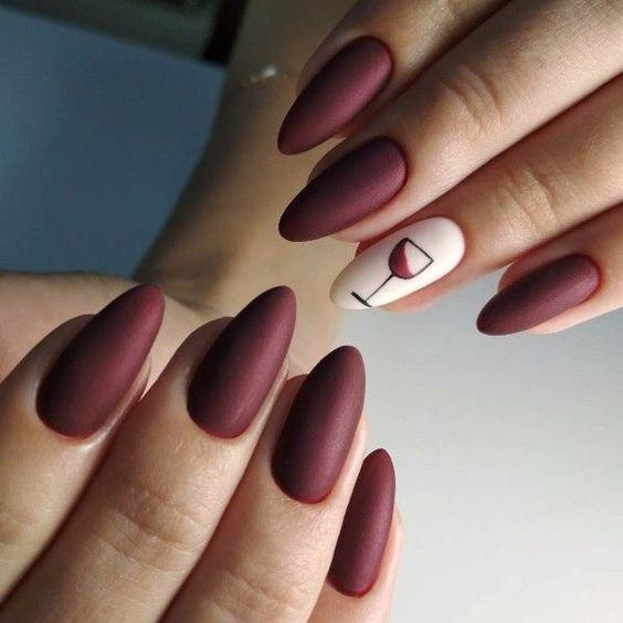 50 Cool Gel Nail Design Ideas