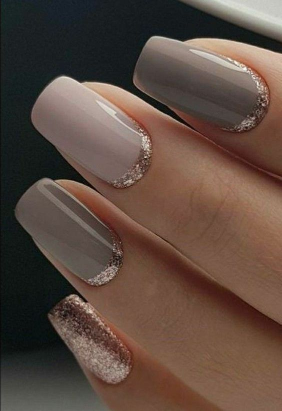 50 Cool Gel Nail Design Ideas Page 33 Tiger Feng