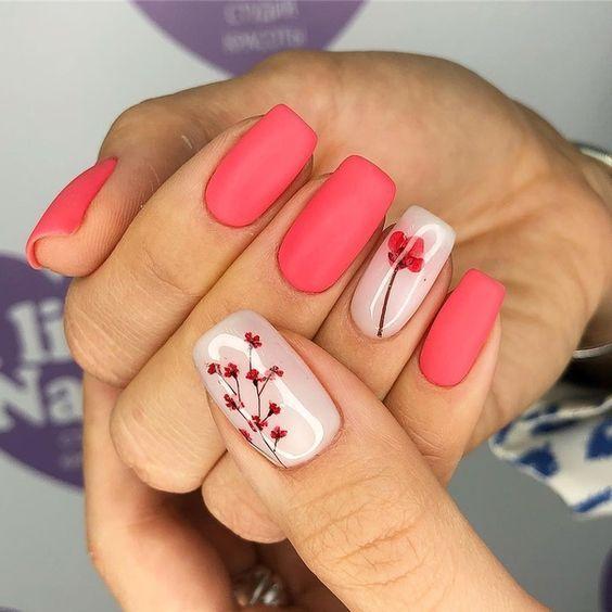 49 Beautiful Spring Nail Art Designs